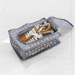 [올리빙] 크로스 신발 정리함 2P