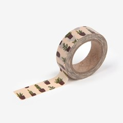 Masking Tape single - 30 Succulent