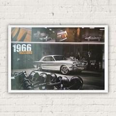 GN0387 포드 머스탱 1966