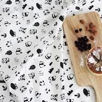 NS/ 1마/ 판다] charming Panda pattern cotton