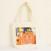 비닐 에코백 Canvas vinyl bag
