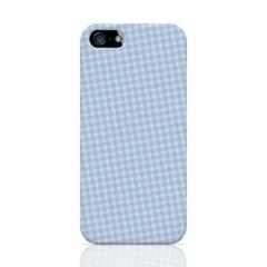 [원잇] JYR - small gingham blue 하드케이스_(11589619)