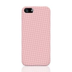 [원잇] JYR - small gingham pink 하드케이스_(11589622)