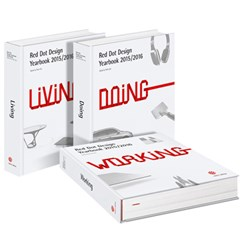 Red Dot Design Yearbook 2015/2016 (Living, Doing, Working)