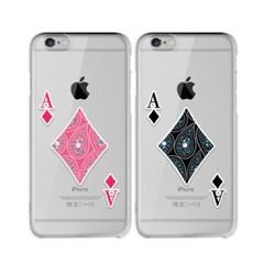 [투명하드젤리] 다이아몬드/에이스카드 시리즈+강화필름