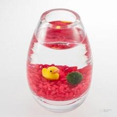 나노 마리모 계란 세트 - 미니 피규어 & 색 자갈