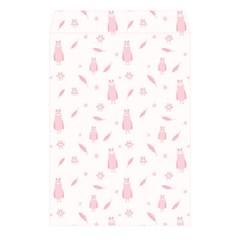 왈가닥스 페이퍼 기프트백 12 pink owl