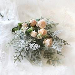 로맨틱 피어니 부케