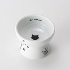 네코이찌 간식그릇 - 고양이무늬