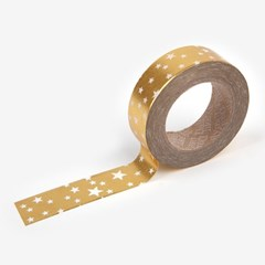 Masking Tape single - 38 Starry : gold