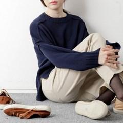 cutting line round knit