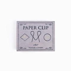 Tools to Liveby Paper Clips (Niagara)