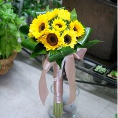 [꽃다발] 썬플라워 포엠