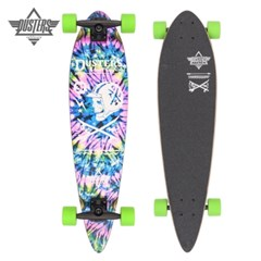 [쓰리빅] [DUSTERS] 34 MOTO NEON TIE DIE PINTAIL LONG_(2266901)