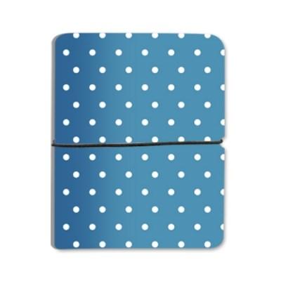Pastel Dot - Blue For Cardwallet