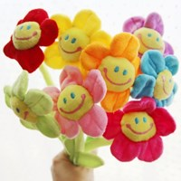 Smile Flower Wire Doll