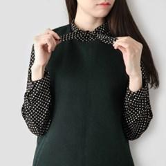 ribbon heart blouse