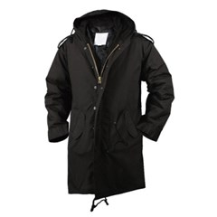 [rothco] M-51 FISHTAIL PARKA BLACK