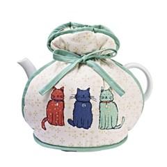 [울스터위버스] 캣워크 고양이 머프 티코지