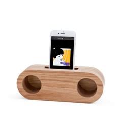 Echo Speaker / Oak Stereo
