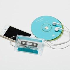 플레이!카세트 Play!Cassette 카세트테이프 이어폰 파우치 케이스