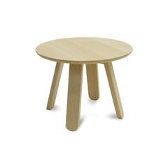 비스킷 사이드 테이블-원목