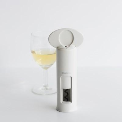 [브라반티아] 클래식 와인오프너-화이트