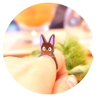 [POP RING] 마녀 배달부 키키 - 지지