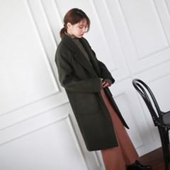 Daily raglan long coat