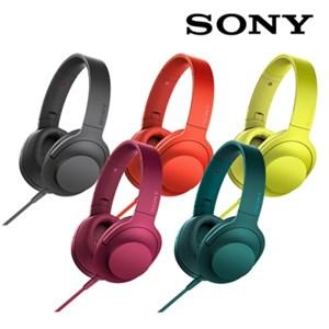 [SONY] 소니코리아 정품 h.ear on 헤드폰 / MDR-100AAP