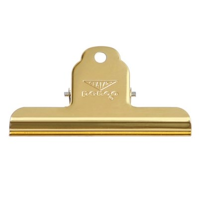 Penco Clampy Clip Gold - M