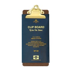 Penco Clipboard O/S Gold - Check