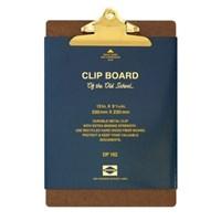 Penco Clipboard O/S Gold - A4