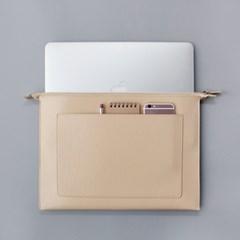 DOCUMENT ZIP POUCH _ 15(XL)