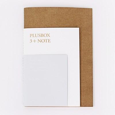 PLUSBOX 3+NOTE