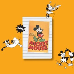[Disney] Vintage Mickey_Note