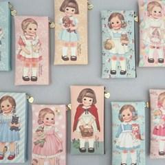 afrocat pencase paper doll mate
