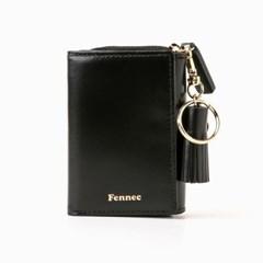 [3/8 예약배송]Fennec Triple Pocket - Black