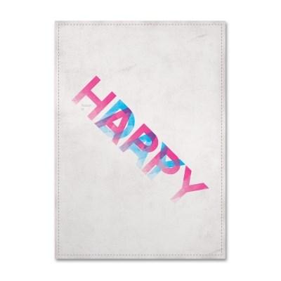 패브릭 포스터_HAPPY DAY (034)