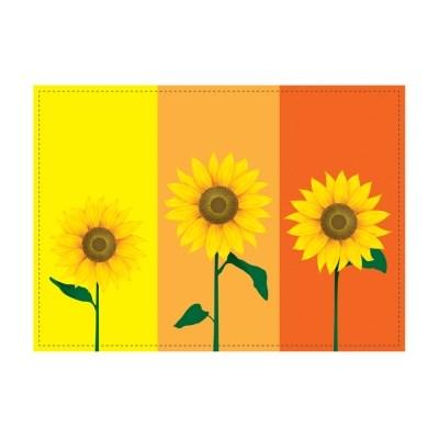 패브릭 포스터_Fevor Sunflower (039)