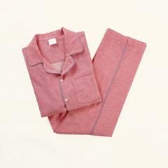 [closingment] pure cotton men's pajama set Kim