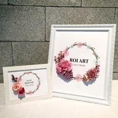 'ROIART' FLOWER ART FRAME