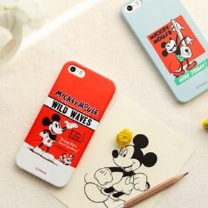 [Disney]Vintage Mickey_아이폰5/5S/SE 케이스