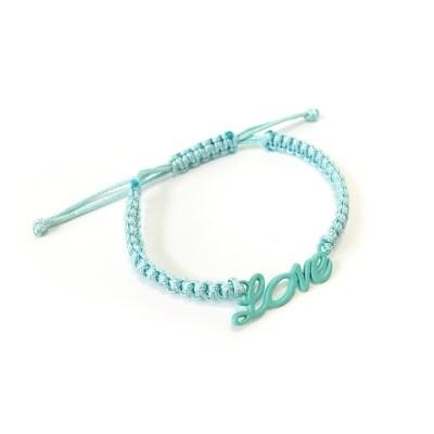 Love necklace - Mint