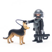 플레이모빌 특수 경찰견(5369)