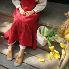플로르 에이프런 : Flore apron [2colors]