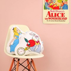 [Disney]Alice_Cushion (4style)(쿠션,앨리스 쿠션)
