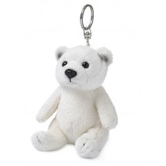 WWF 북극곰 키체인