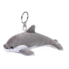 WWF 돌고래 키체인