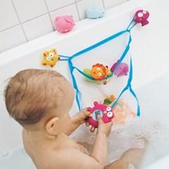 [테디꼼빠니에]욕실 장난감 보관 백_오션_(655903)
